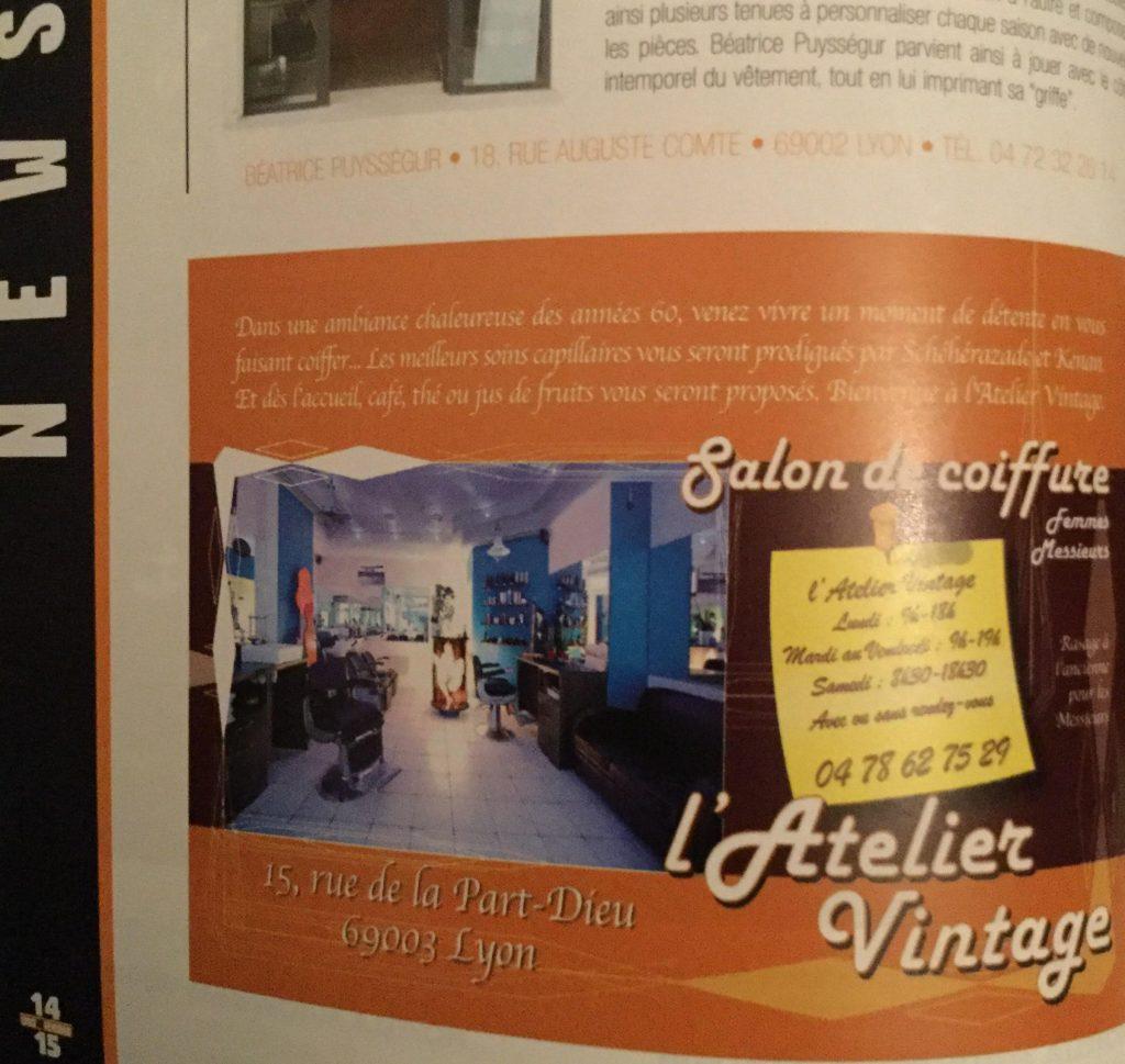 lyon f minin 2009 l 39 atelier vintage lyon. Black Bedroom Furniture Sets. Home Design Ideas