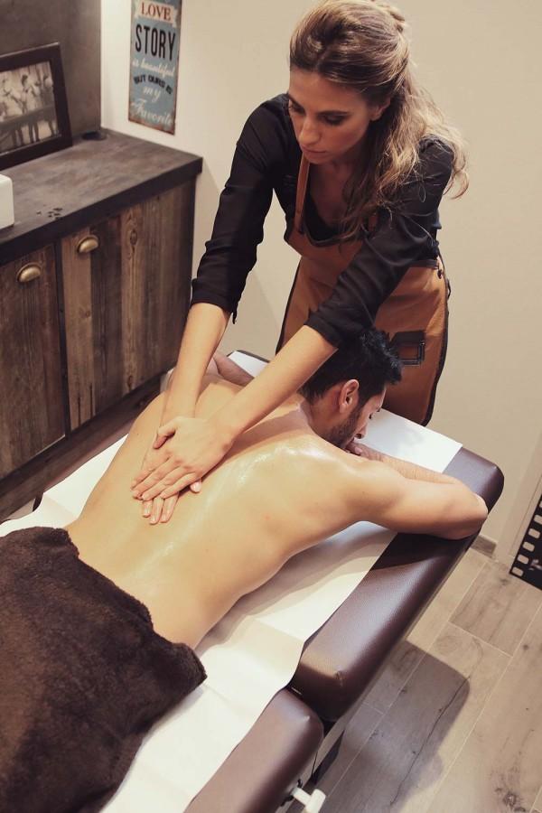l 39 atelier vintage lyon soins corps pour homme massage. Black Bedroom Furniture Sets. Home Design Ideas